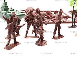 Игрушечный военный набор с картой, S2280-23, фото