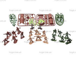 Игрушечный военный набор с картой, S2280-23, детские игрушки