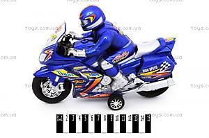 Игрушечный инерционный «Мотоцикл», 8239