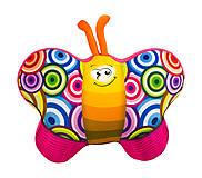 Игрушка антистресс SOFT TOYS «Бабочка», розовая, DT-ST-01-, тойс
