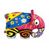 Игрушка антистресс SOFT TOYS «Слон разноцветный», DT-ST-01-59