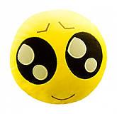 Игрушка антистресс SOFT TOYS «Смайл с большими глазами», DT-ST-01-11, фото
