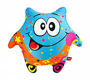 Игрушка антистресс SOFT TOYS «Синяя звезда», DT-ST-01-, интернет магазин22 игрушки Украина