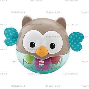 Игрушка для детей «Сова с шариками», CDN46