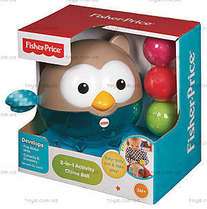 Игрушка для детей «Сова с шариками», CDN46, фото