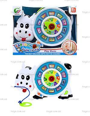 Игрушка для деток « Весёлая коровка», BB119