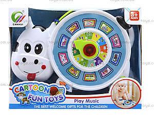 Игрушка для деток « Весёлая коровка», BB119, отзывы