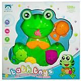 Игрушка для купания детская «Лягушонок» , 8831, купить