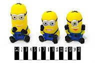 Игрушка для малышей в виде миньонов, DZ253254255, отзывы