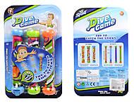 Игрушка для обучения нырянию, с эффектами, YG26S, toys
