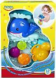 Игрушка для ванной детская «Дельфин», 58002, фото
