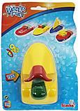Игрушка для ванной «Гидроцикл», 729 4243-1, отзывы