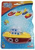 Игрушка для ванной «Кораблик», 729 4243-4, фото
