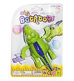"""Игрушка для ванной """"Крокодильчик"""" (557X), 557X, купить игрушку"""