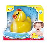 Игрушка для ванной «Поющая утка-фонтан», 58048