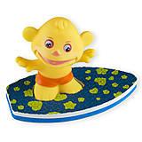 Игрушка для ванной «Серфингист», ESA612