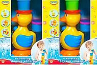 Игрушка для ванной «Уточка-Водяное колесо», 57033, фото