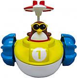 Пингвинчик на водном велосипеде, 23206, фото