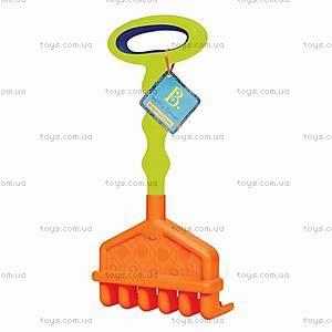 Игрушка для игры в песочнице «Большие грабельки», BX1443Z