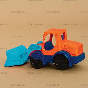 Детская игрушка для игры в песочнице «Мини-экскаватор», BX1440Z