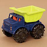 Детская игрушка для игры в песочнице «Мини-самосвал», BX1418Z