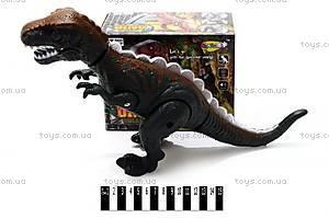 Игрушка «Динозавр» с подвижными частями, NY007-B, купить