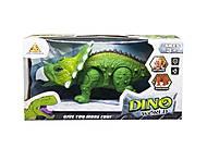 """Игрушка динозавр """"Трицератопс"""" зеленый, HC268475, купить"""
