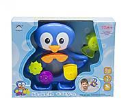 """Игрушка-фонтанчик для ванной """"Пингвин"""", 8804, купить"""