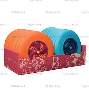 Игрушка «Фрисби» цвет папайя-сливовый, BX1356Z
