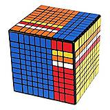 Игрушка-головоломка «Кубик 10x10x10 black», SS1014, фото