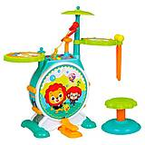 Игрушка Hola Toys «Барабанная установка», 3130, отзывы