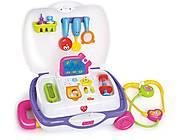 Игрушка Huile Toys «Чемоданчик доктора», 3107, детские игрушки