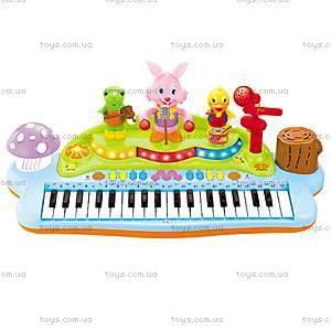 Детское электронное пианино Huile Toys, 669, отзывы
