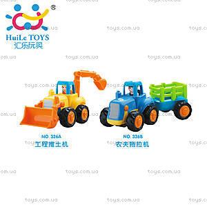 Игрушка Huile Toys «Грузовичок», 326AB