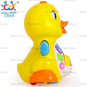 Интерактивная игрушка «Желтый утенок», 808, купить