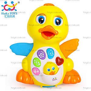 Интерактивная игрушка «Желтый утенок», 808, фото