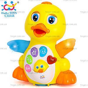 Интерактивная игрушка «Желтый утенок», 808