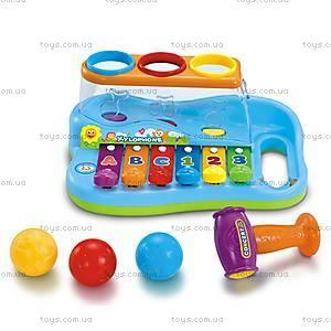 Игрушка Huile Toys «Ксилофон», 856, фото
