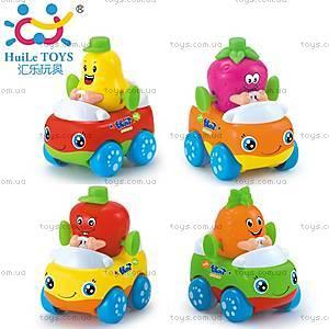 Игрушка Huile Toys «Машинка Тутти-Фрутти», 356A
