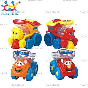Игрушка Huile Toys «Мультяшная машинка», 706