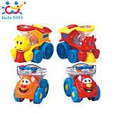 Игрушка Huile Toys «Мультяшная машинка», 706, фото