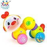 Игрушка Hola Toys «Музыкальная гусеничка», 997, интернет магазин22 игрушки Украина