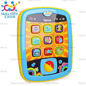 Игрушка Huile Toys «Мини планшет», 996
