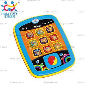 Игрушка Huile Toys «Мини планшет», 996, цена
