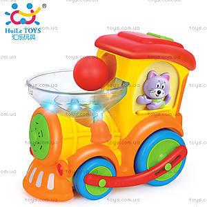 Интерактивная игрушка «Паровозик Ту-Ту», 958, купить