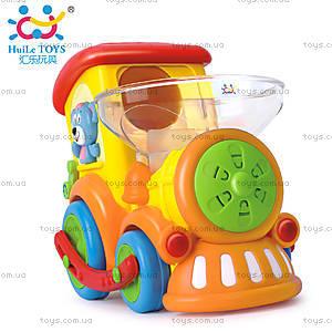 Интерактивная игрушка «Паровозик Ту-Ту», 958, фото