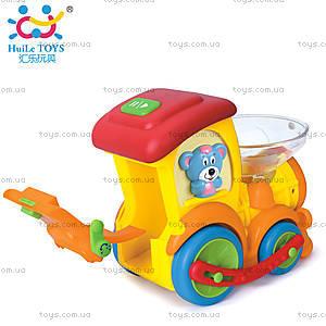 Интерактивная игрушка «Паровозик Ту-Ту», 958, цена