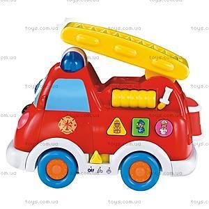 Детская игрушка «Пожарная машинка», 526, фото