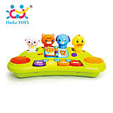 Игрушка Huile Toys «Пианино со зверятами», 2103A
