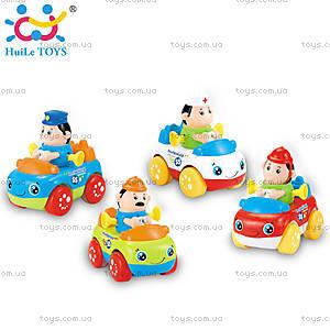 Игрушка Huile Toys «Рабочая машинка», 356C